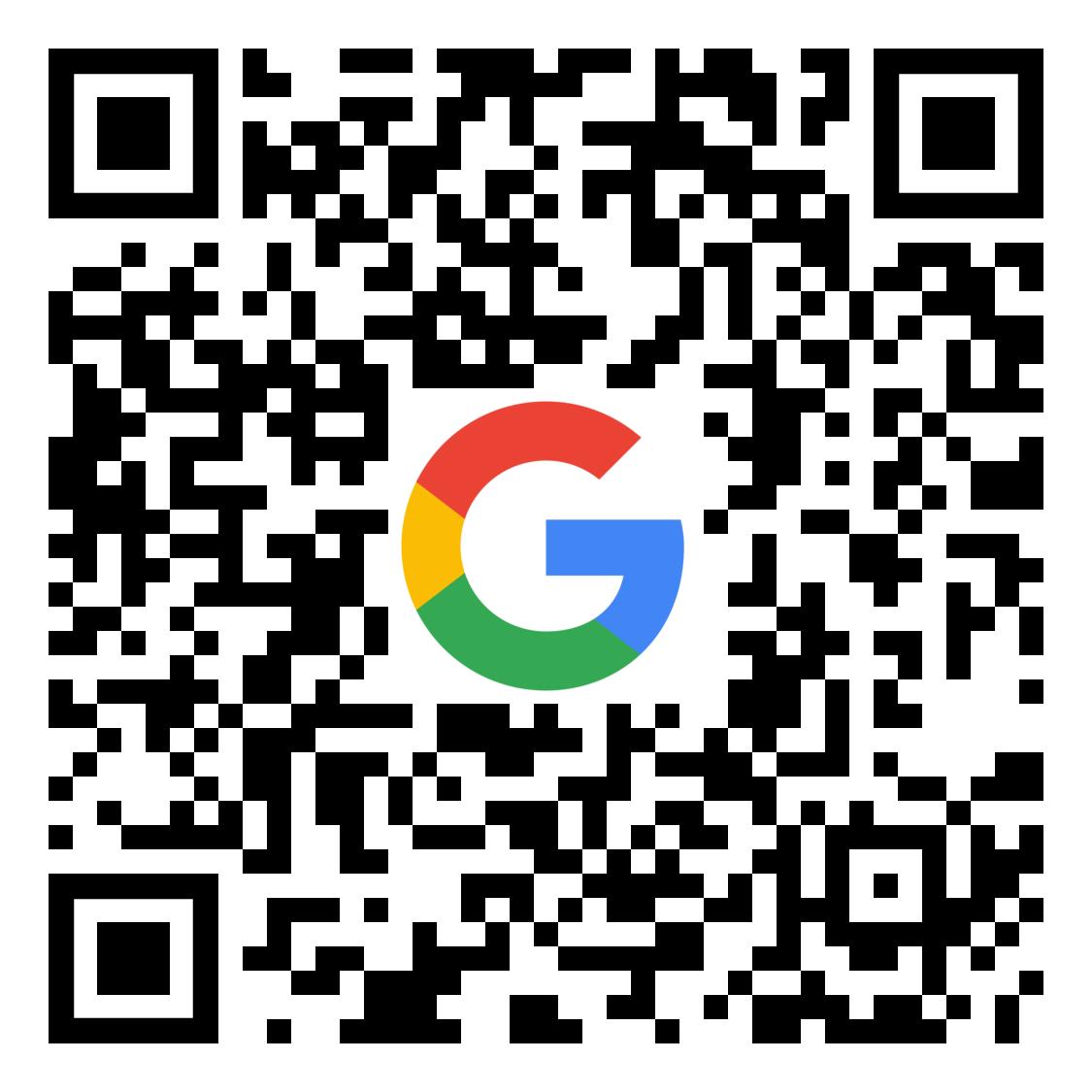 QR-Code Google Maps