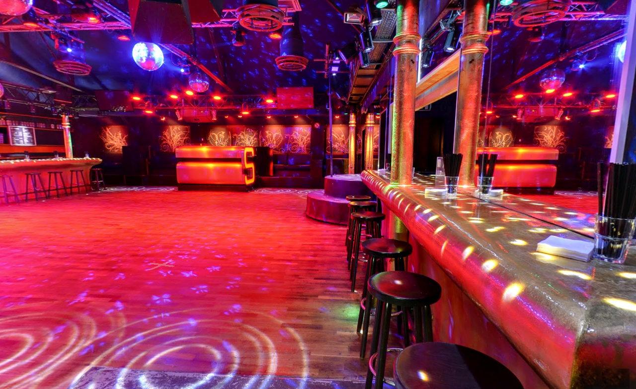 Soda Club in der Kulturbrauerei