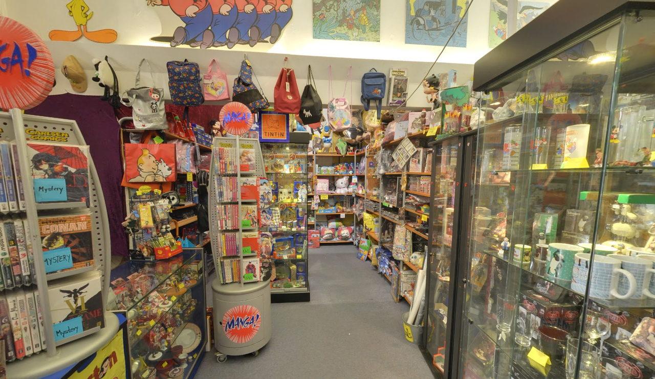 The Comicx Store