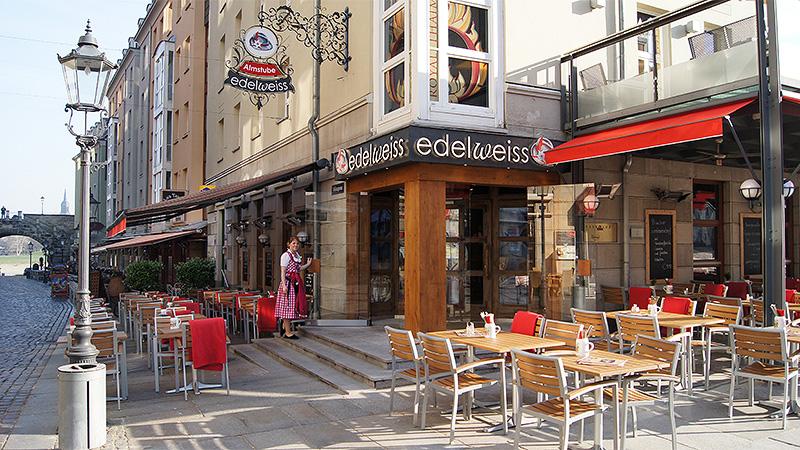 edelweiss Alpenrestaurant