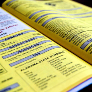 Branchenbuch (Yellow Pages)