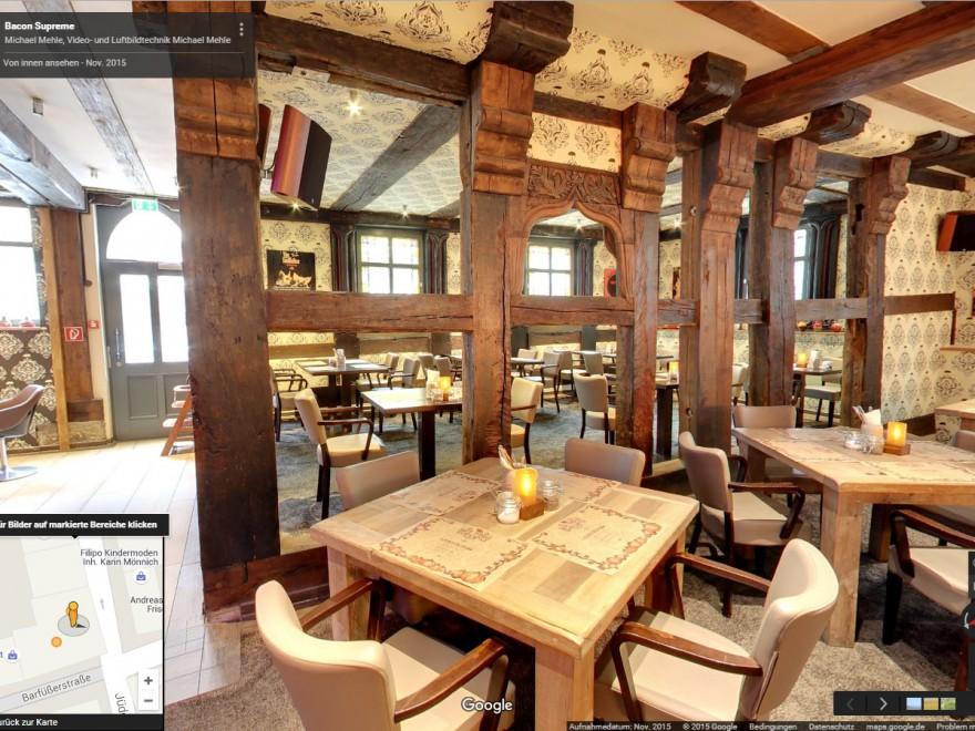Niedersachsen 360° erleben | Google Street View, von innen ansehen ...