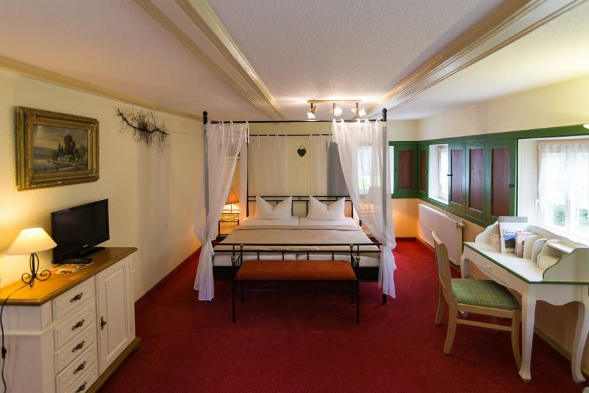 Romantik Hotel Zum Lindengarten - Doubleroom