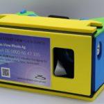 Google VR CardBoard EVA von IAC