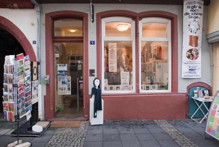 Kunstwerk-Ladengalerie