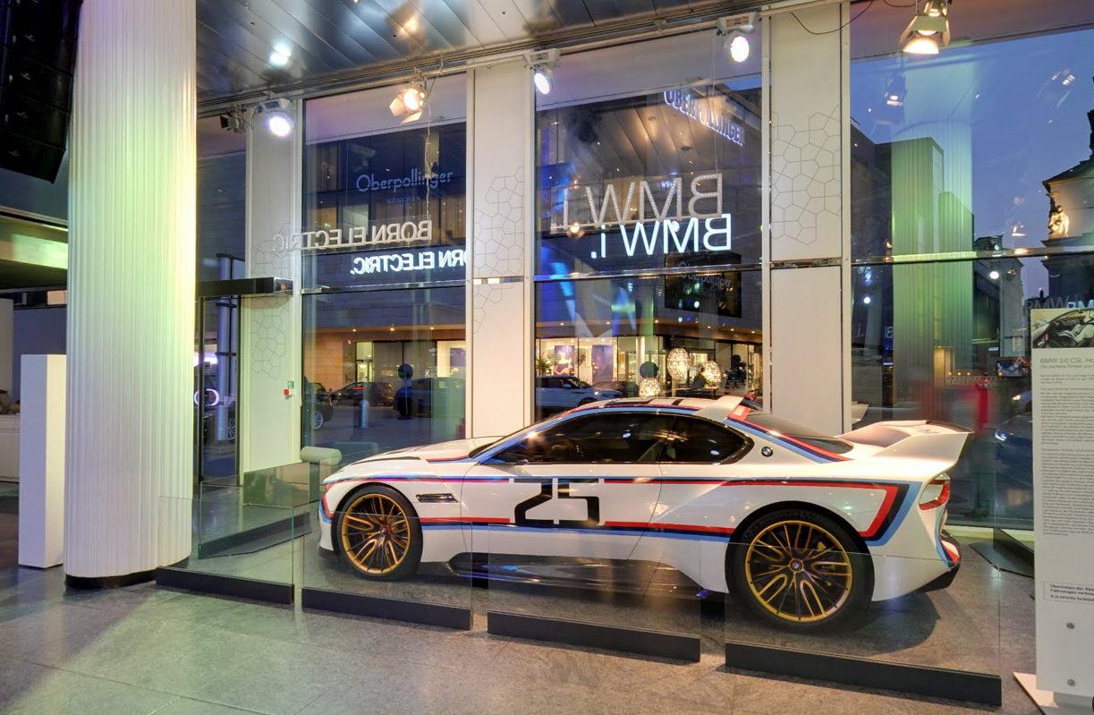 BMW Lenbachplatz