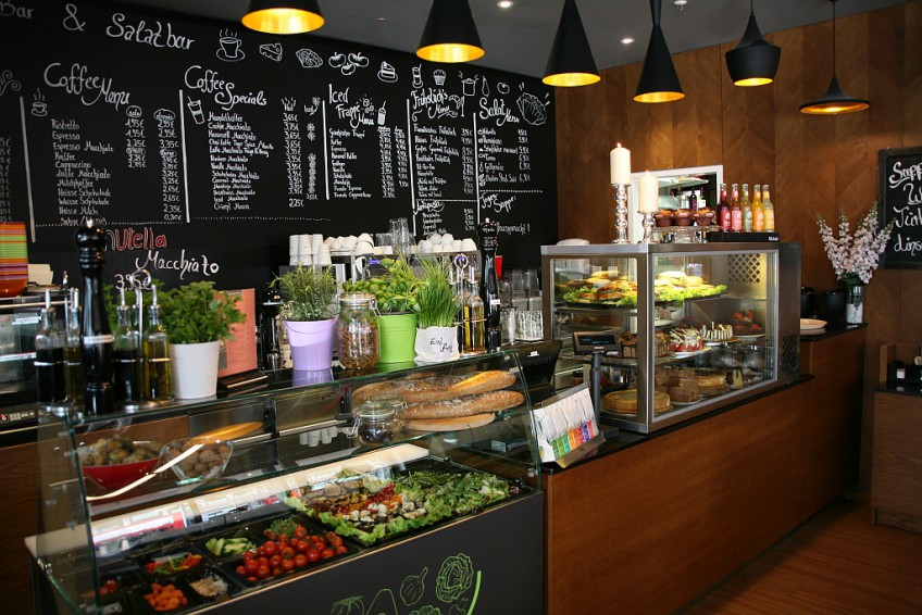 Speisenkarte Espresso Bar Dortmund