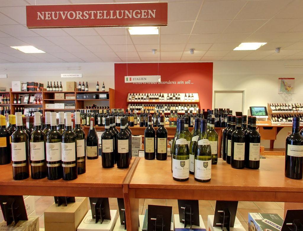 Jacques' Wein-Depot Göttingen