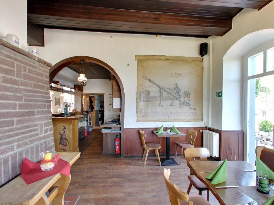 Restaurant von innen ansehen, mit Google Street View | Business View ...
