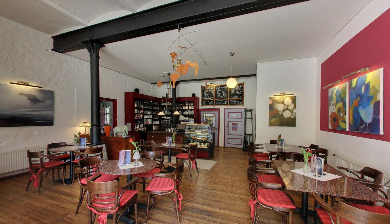Café im Klosterhof