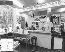 Zeitreise Shirtshop Lünen Januar 2015