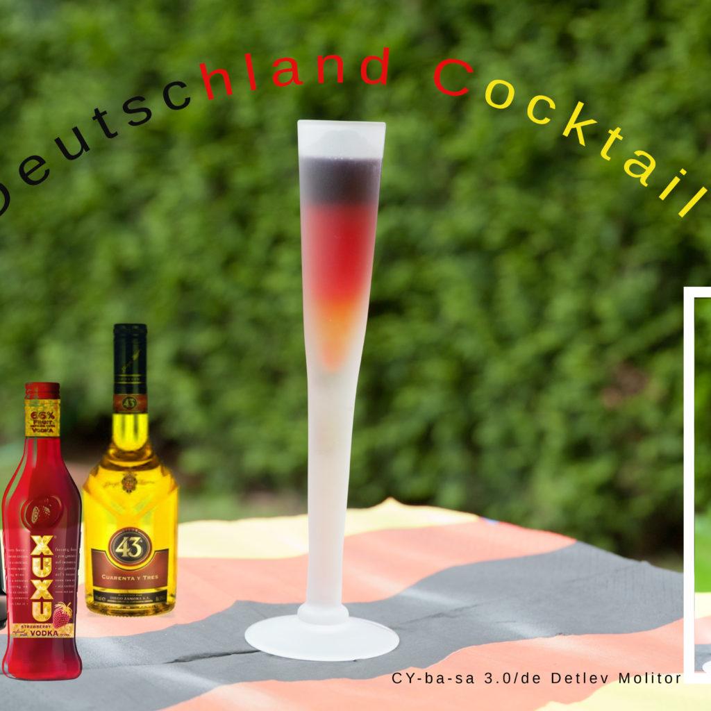 Deutschland Cocktail