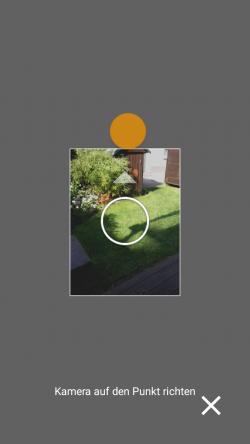 Google Street View App Kameramodus