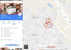 cafe-corner-maps-eintrag