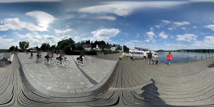 Panorama mit dem Smartphone aufgenommen - 54 Einzelbilder!