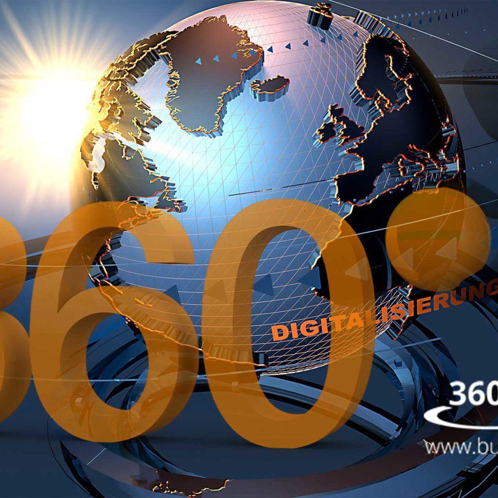 Die Welt wird Digital