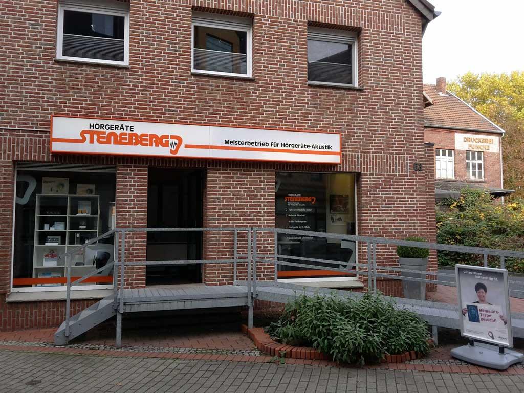 Hörgeräte Steneberg Waltrop