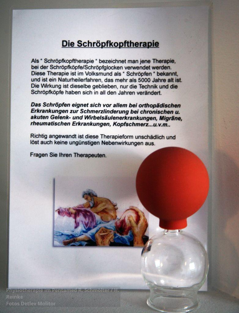 Physiotherapie im Pentamed R. Schmölter / H. Reinke
