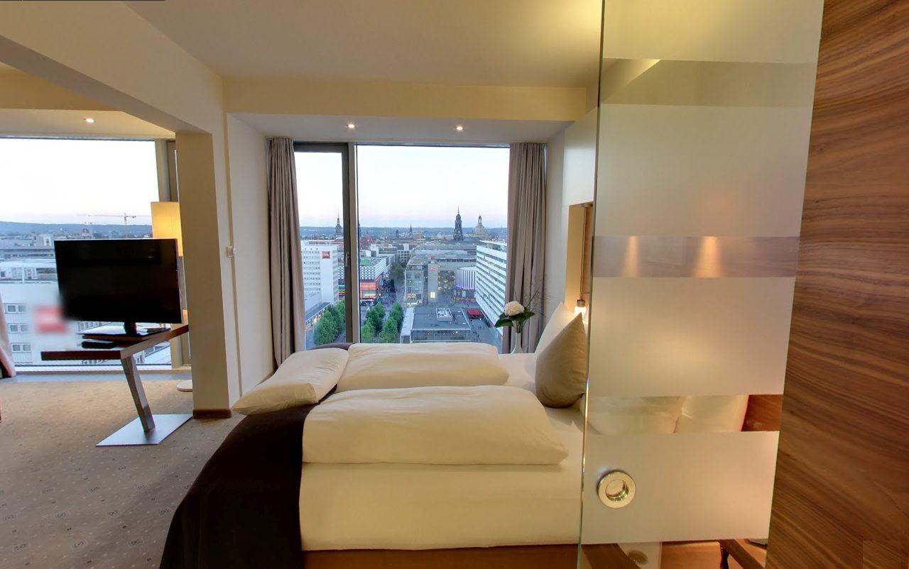 Hotel Pullman Dresden Newa