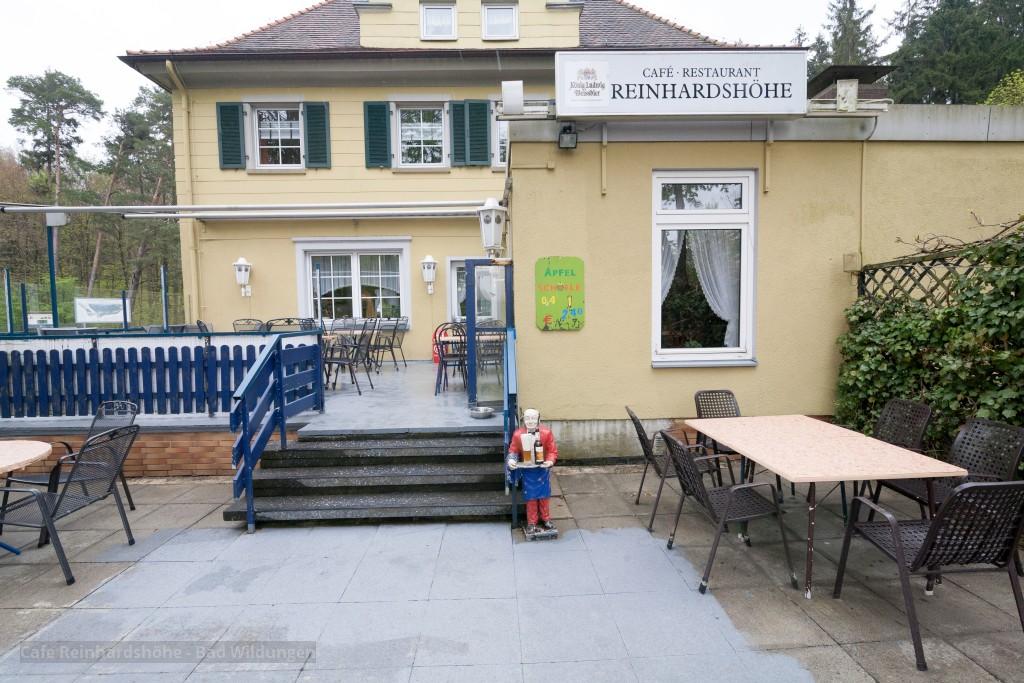 Cafe Reinhardshöhe