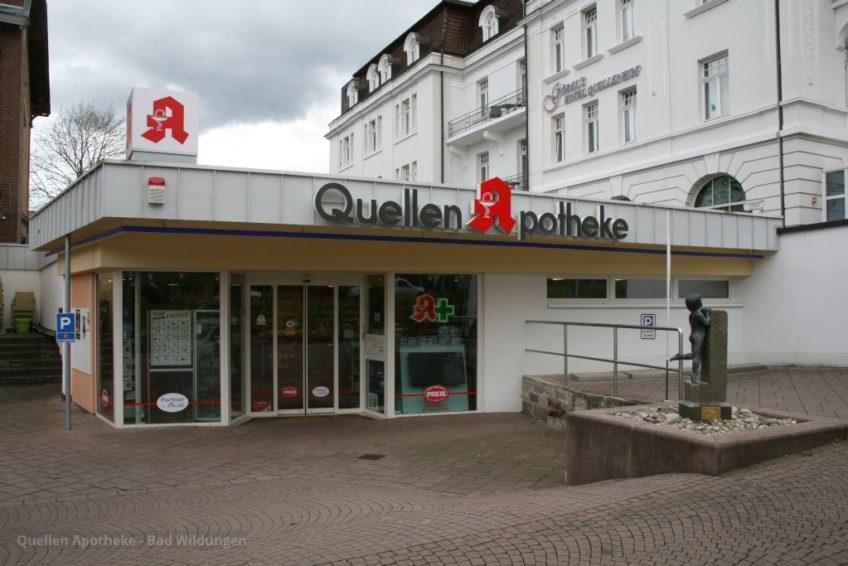 Quellen Apotheke - Bad Wildungen