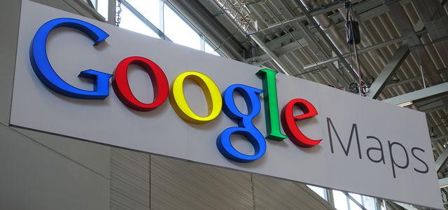 Google Maps Firmenlogo