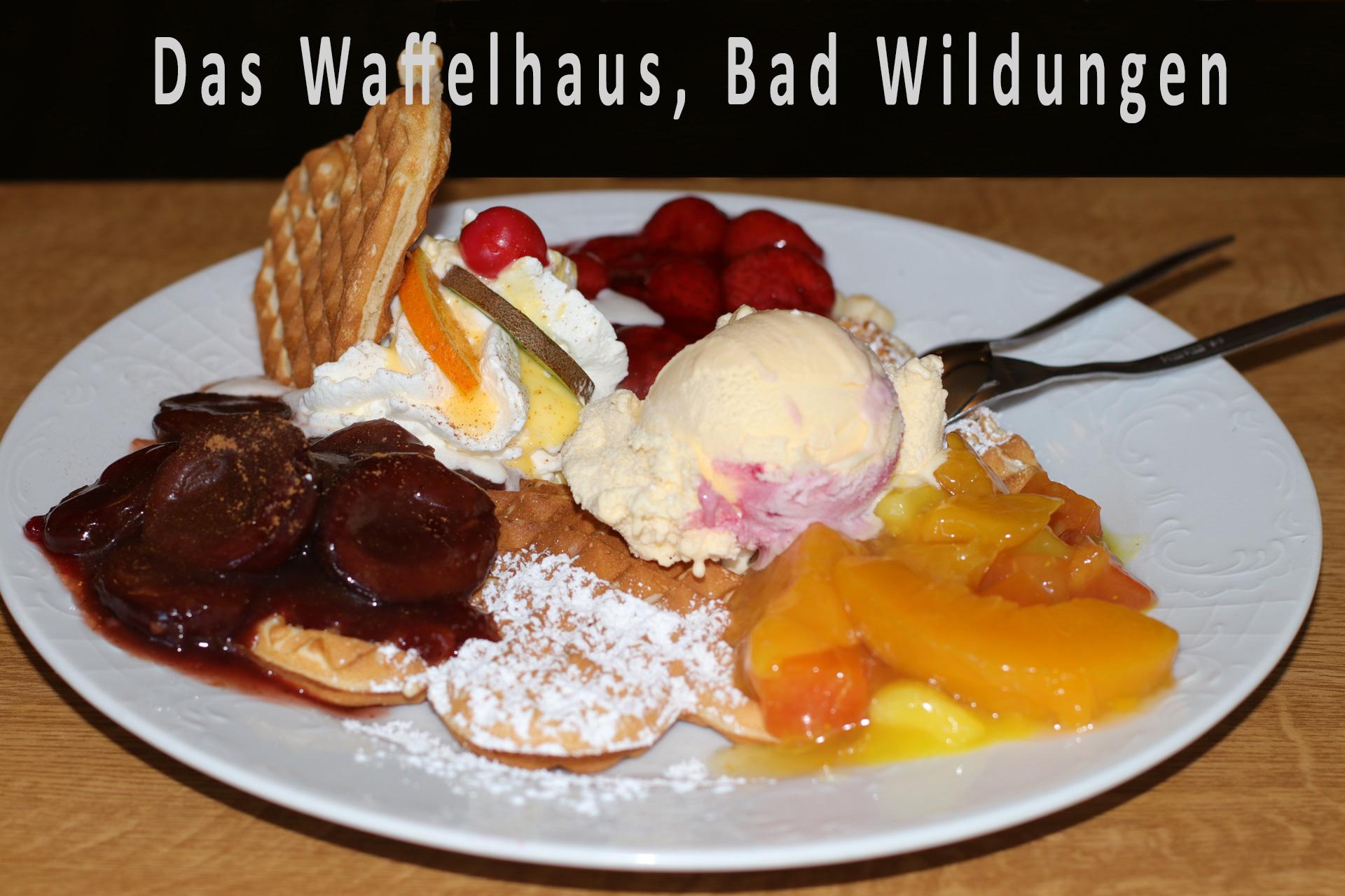 Waffelhaus, Bad Wildungen