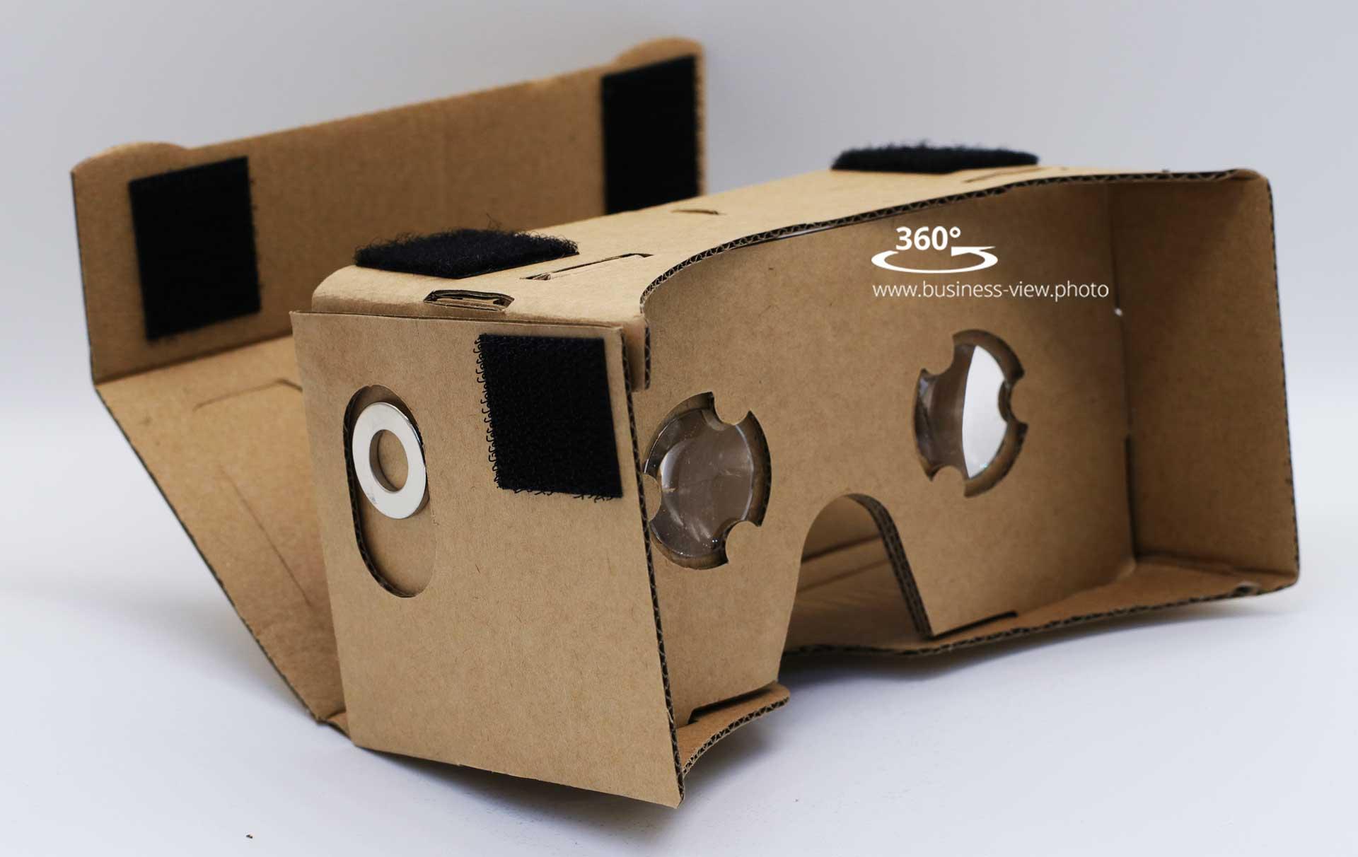 Google VR Brille CardBoard