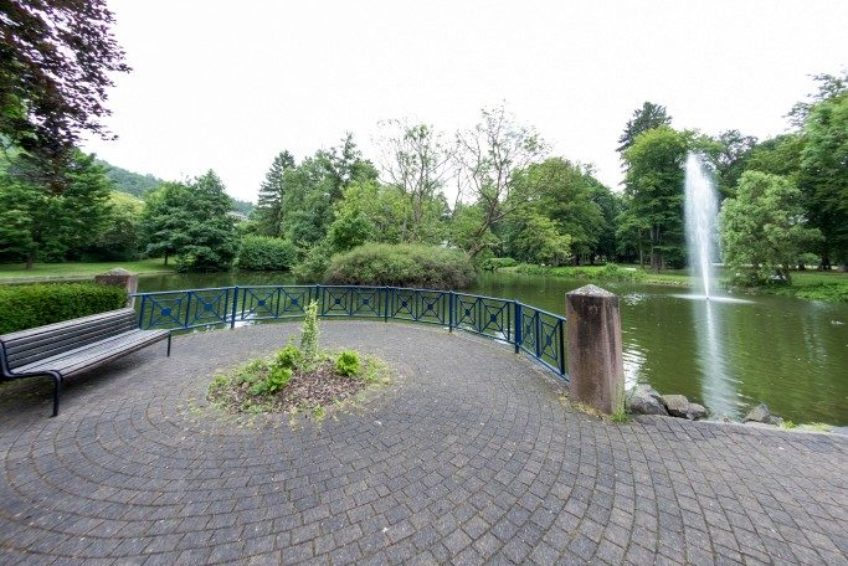 Kurpark Reinhardshausen