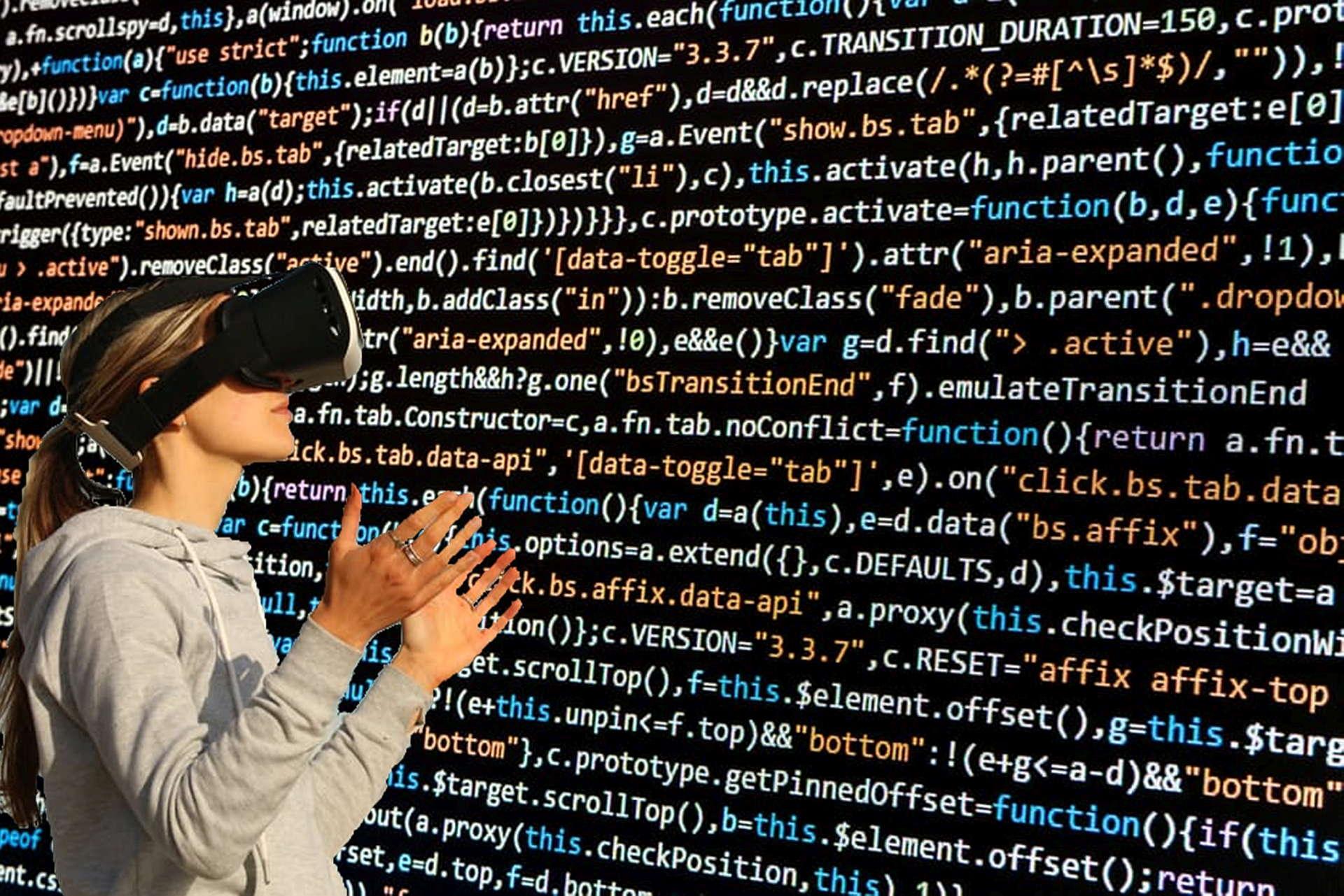 Cyberbrille - VR Brille
