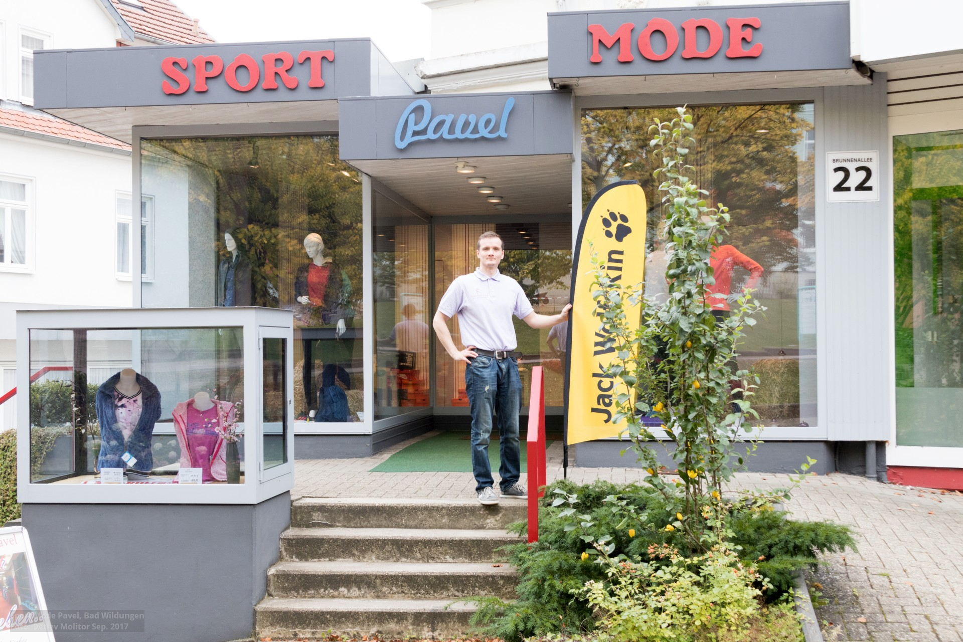 Sport Mode Pavel, Sport 2000
