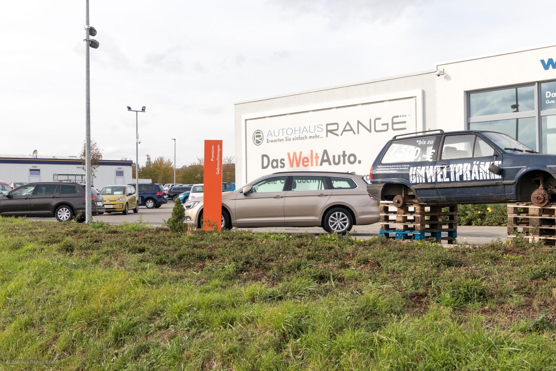 VW AutoWelt Autohaus Range