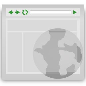 Webseite, Internetvisitenkarte