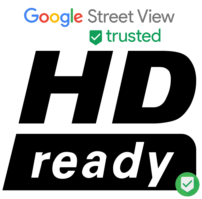Google Street View - HD Ready