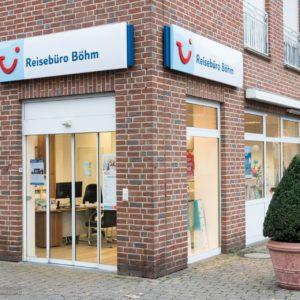 Reisebüro Böhm