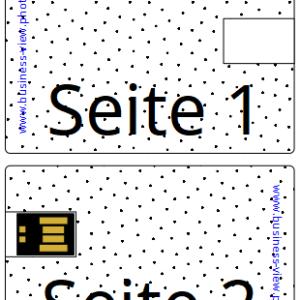 USB Visitenkarte