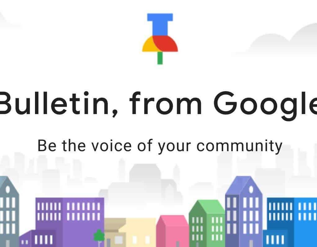 Bulletin, from Google