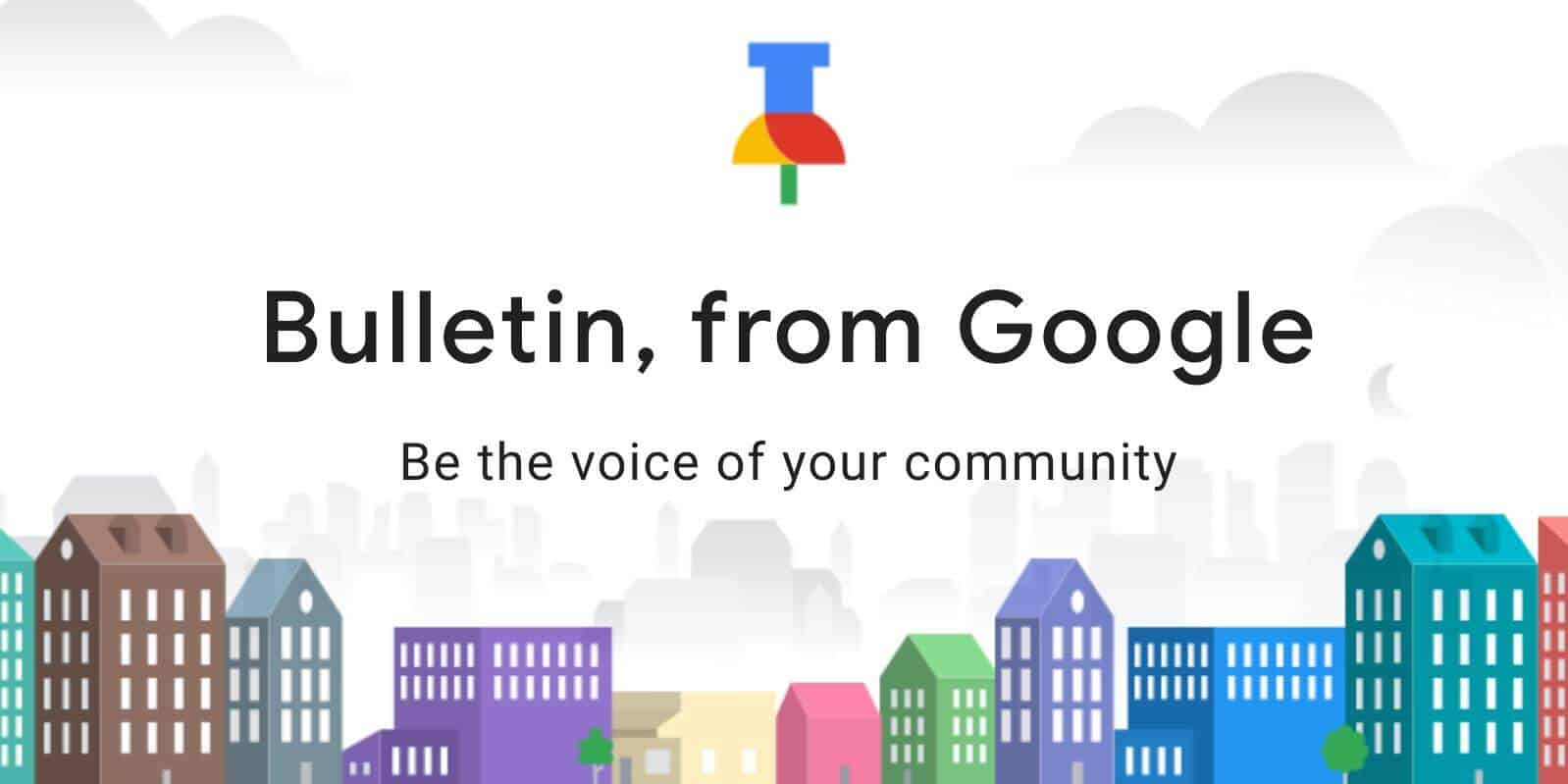Bulletin, from Google