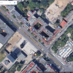 Google Earth, Satelliten Ansicht