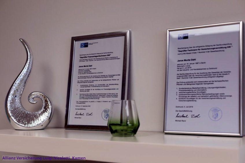 Allianz Versicherung Luigi Nicoletti