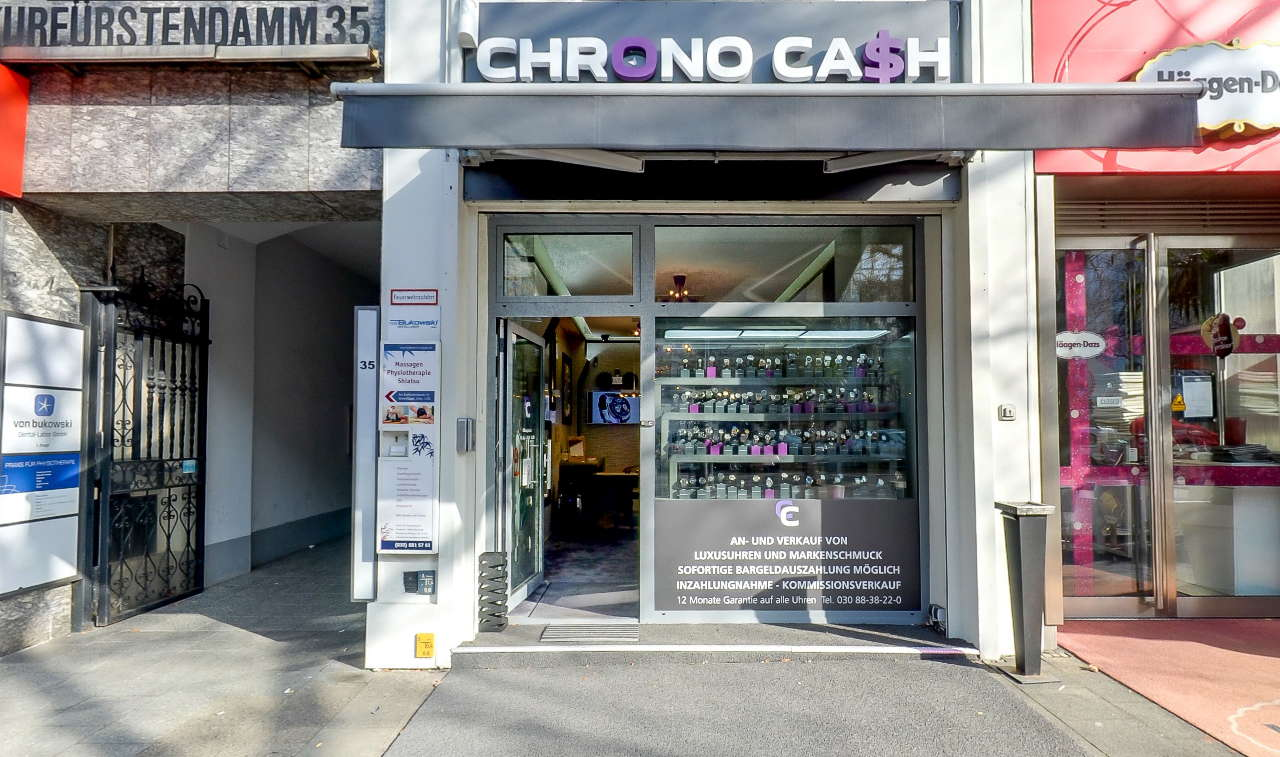 ChronoCash Berlin