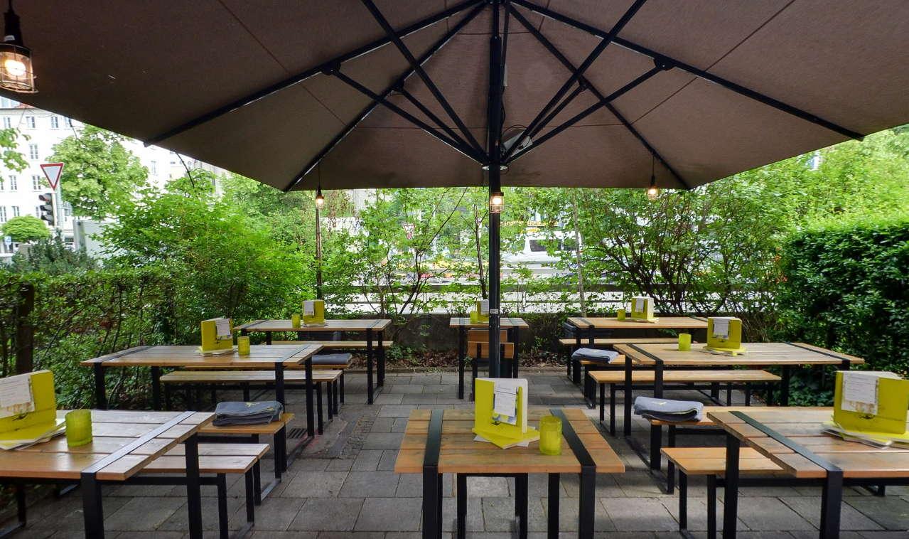 HANS IM GLÜCK – Burgergrill | München NYMPHENBURG