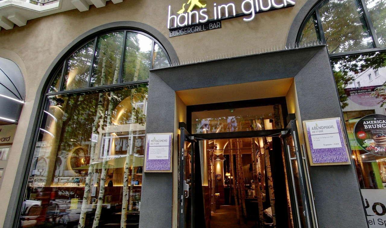 HANS IM GLÜCK – Burgergrill | Stuttgart MARIENSTRASSE