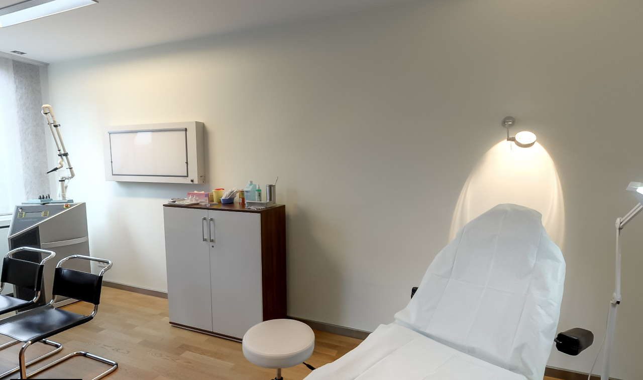 Berliner Repräsentanz der Klinik Sanssouci