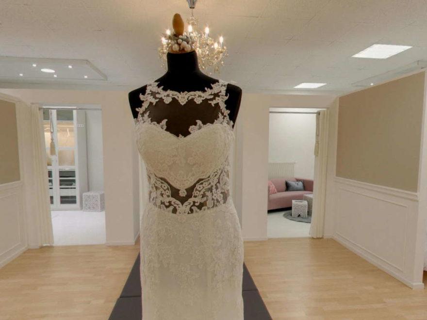 Brautmodengeschaft Von Innen Ansehen Mit Google Street View