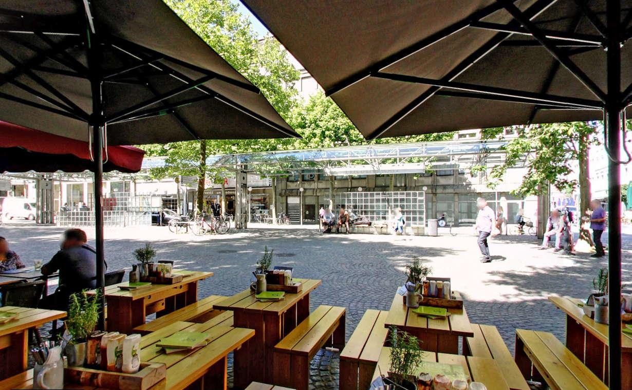 HANS IM GLÜCK – Burgergrill | Bonn FRIEDENSPLATZ
