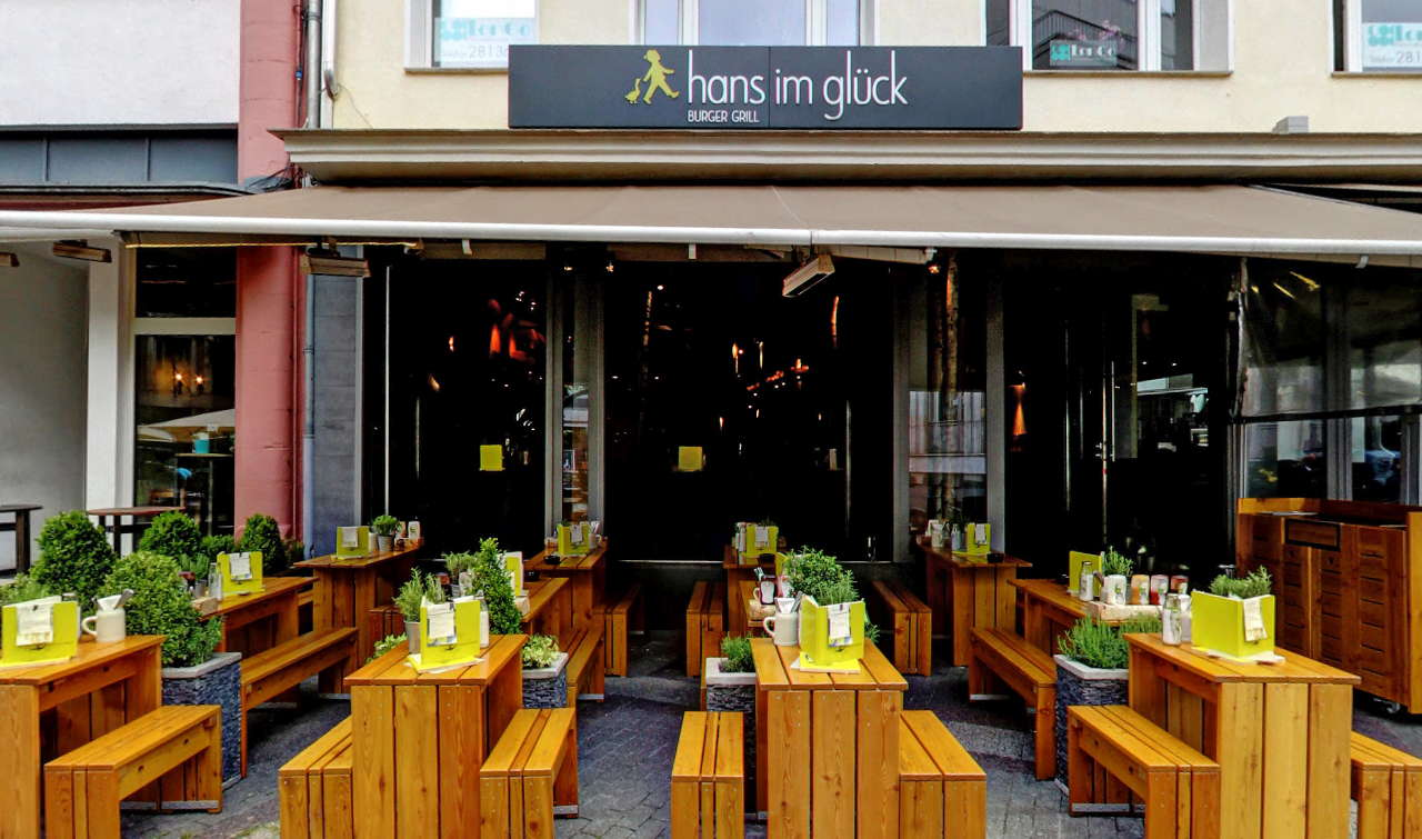 HANS IM GLÜCK – Burgergrill | Wuppertal ELBERFELD