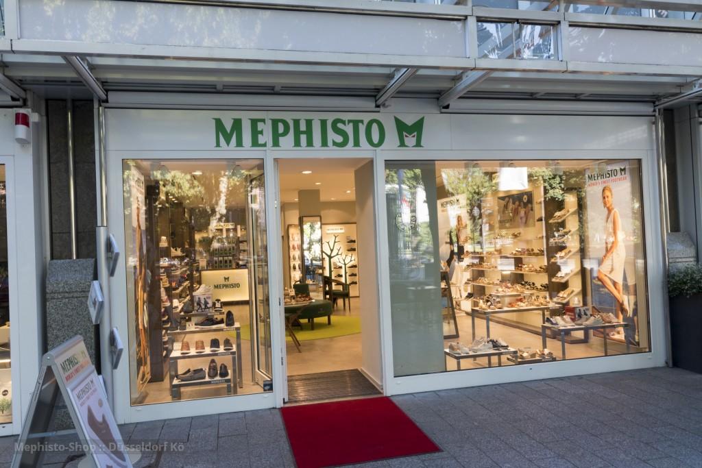 MEPHISTO-Shop :: Düsseldorf