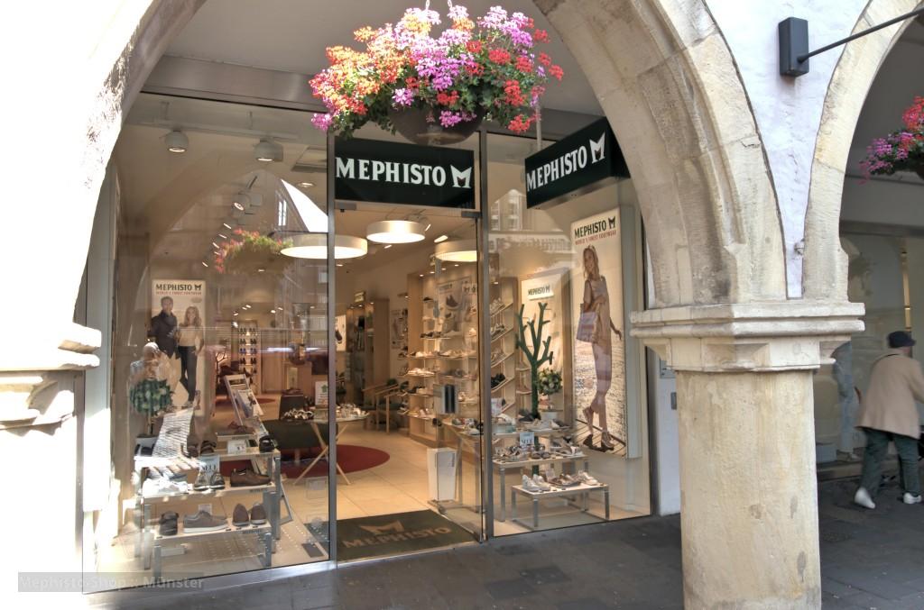 MEPHISTO-Shop :: Münster