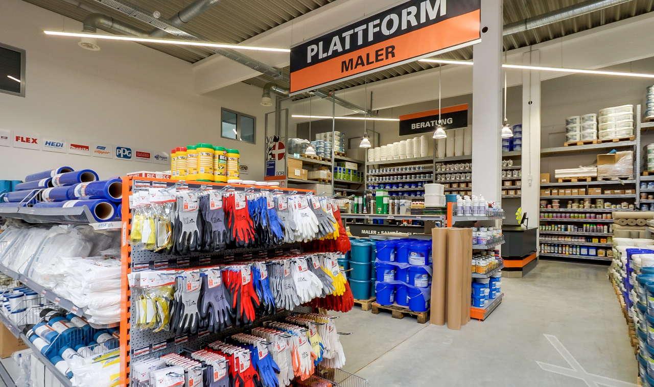 Plattform Handwerker-Fachmarkt